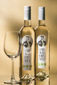 Mr. Írsai Olivér bor kompozíció